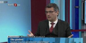 Erhürman: Gündemim reformlar