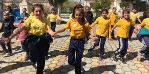 Dörtyol İlkokulu'nda  23 Nisan heyecanı
