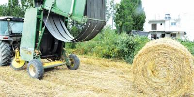 Traktörler tarlaya iniyor, hasat başlıyor, çiftçi umutlu
