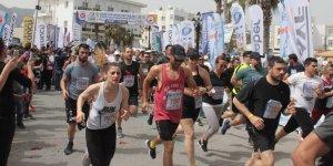 Turkcell Girne Yarı Maratonu yapıldı