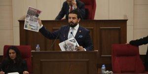 """Zaroğlu'ndan 'hodri meydan' """"Aksi ispatlanırsa, vekillikten istifa edeceğim"""""""
