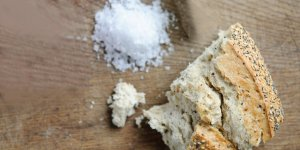 Ekmek ve pidede limit üstü tuz