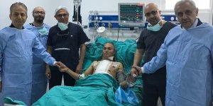 Organ bağışı 3 hastaya hayat verdi