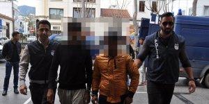 Girne'de ikamet izinsiz 8 kişi yakalandı