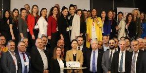 Baybars Emlakçılar Meslek Esnaf odasının seminerine katıldı