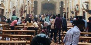 Sri Lanka'da terör saldırısı 185 ölü