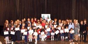 Kanserle Savaş için Afiş ve Slogan Yarışması ödülleri verildi