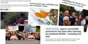 Seri cinayetler dünyanın gündeminde