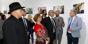"""""""Kıbrıs'ın SonGurbetleri"""" sergisi açıldı"""