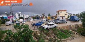 Betona ve fosile bağımlı Kıbrıslı gerçeği