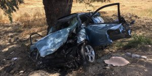 Feci kaza: 1'i çocuk 2 yaralı