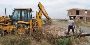Gaziköy kırsal kesim arsalarının elektrik sorunu çözüldü…
