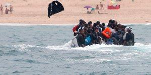 Akdeniz'de facia: En az 50 ölü