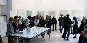 Bolayır'ın sergisi sanatseverlerle buluştu