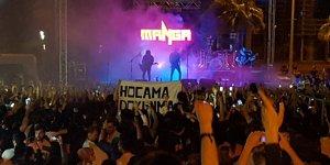 ODTÜ'de pankartlı tepki: Hocama Dokunma