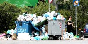 Şehir atık üretiminde Kıbrıs AB'nin ortalamasının üzerinde