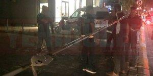 Girne'de silahlı saldırı: 1 YARALI