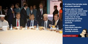 Hala Sultan Cami: Yeni bir 'güç yarışı' mı?
