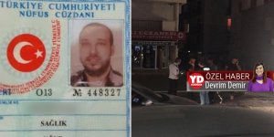 'Turist' gelen tetikçi yurt dışına kaçtı