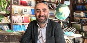 """İsmail Saymaz; """"Gazeteciliği daha iyi Türkiye hak ettiğimiz için benimsedim"""""""