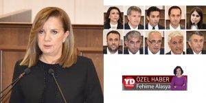 """UBP Mağusa Milletvekili Resmiye Canaltay: """"Bir gün önce bana bakanlık teklif ettiler"""""""