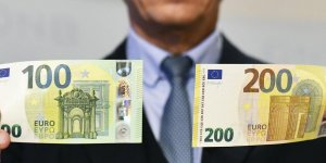Yeni Euro banknotlar tedavüle çıktı