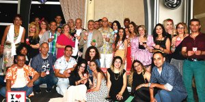 Limasol Grup ile 80'ler yenidenhayat buldu