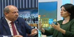"""Başbakan Ersin Tatar:  """"Özersay'a konuşmalarımıza dikkat edelim dedim"""""""