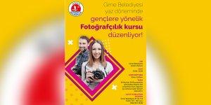 Gençler için fotoğrafçılık kursu