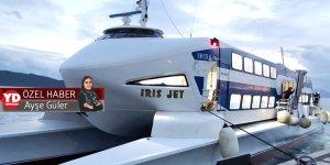 Haftanın 7 günü, 340 kişilik turist gemisi gelecek