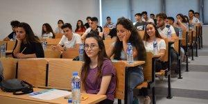 UFÜ Burs ve Sıralama Sınavı yapıldı