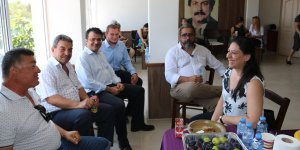 CTP Mağusa'da buluştu