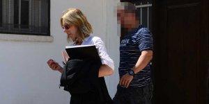 Telefon yazışmaları tutuklattı