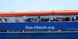 Sea-Watch: İtalya'nın kabul etmediği göçmen gemisindekiler için bir günde 100 bin Euro'dan fazla bağış toplandı