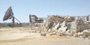 Alayköy'deki Radar İstasyonu yıkılıyor