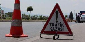 1 haftada 57 trafik kazası