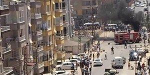 Türkiye'de patlama, 3 ölü, 2 yaralı