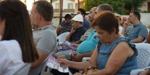 Haspolat'ta aile içi şiddet ele alındı