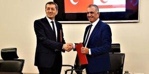 Ankara'da 'Eğitim Protokolü' imzalandı