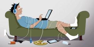 'Teknoloji bağımlılığı, madde kullanımından daha tehlikeli'