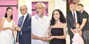 Kıbrıs Türk basınının gurur gecesi