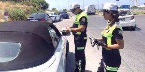 """Polis denetimlerine yurttaştan destek """"Trafik denetimleri sürekli olsun"""""""
