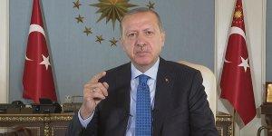 Erdoğan'dan AB çıkışı: Ne ise senin yaptırımın yap