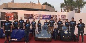 """""""Ada"""" takımı Elektromobil 2019 yarışması'nda DAÜ'yü temsil edecek"""