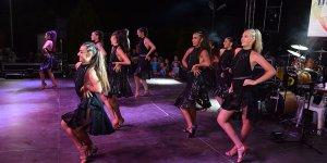11 Meşale Festivali Dikmen'de devam ediyor…