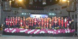 YDÜ Enstitü mezunları diplomalarını aldı…