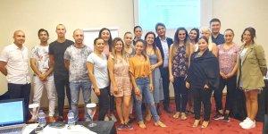 Creditwest bank çalışanlarına eğitim