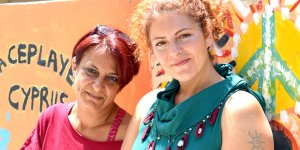 GÜNEŞ KOZAL ve ELENA HADJIPETROU ile  Aynanın Sessizliği