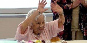 107 yaşına kadar yaşamanın sırrını açıkladı