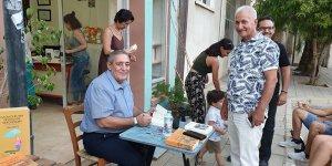 """""""KRAL"""" romanının tanıtım ve imza etkinliği Omorfo Khora'da…"""